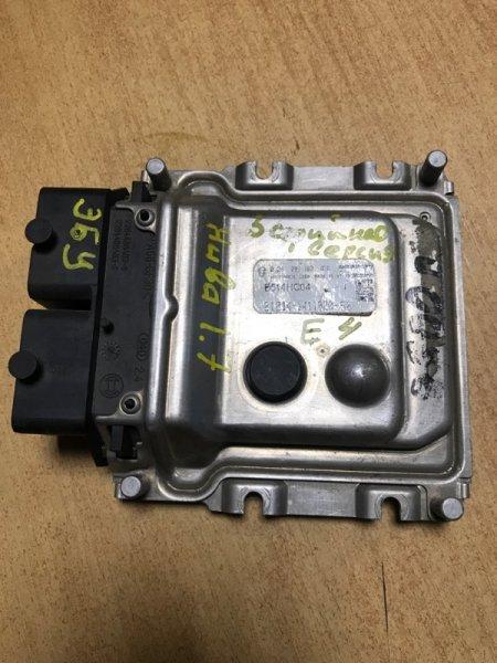 Блок управления двигателем Лада 2121 4X4 Нива (б/у)