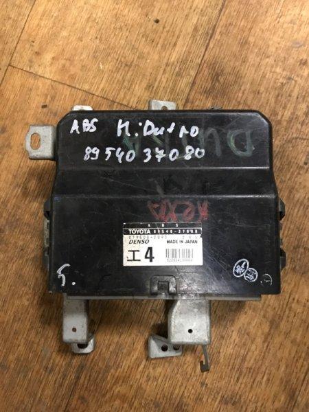 Блок управления abs Hino Dutro XZU420 J05C (б/у)