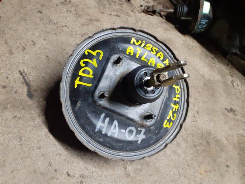Вакуумный усилитель тормозов Nissan Atlas F23 TD23 (б/у)