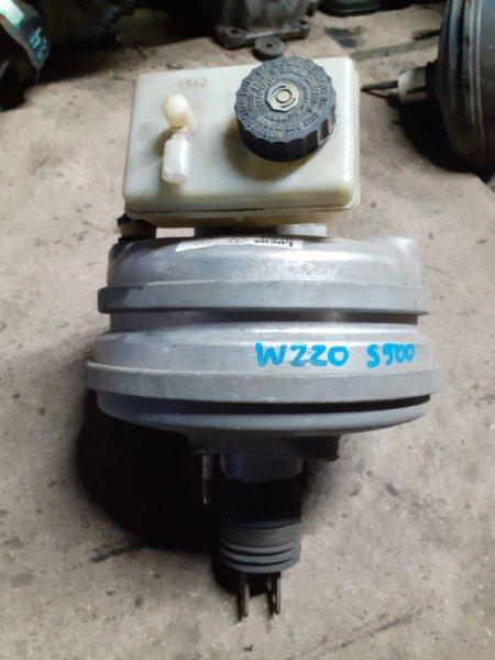 Вакуумный усилитель тормозов Mercedes-Benz W220 M112 (б/у)