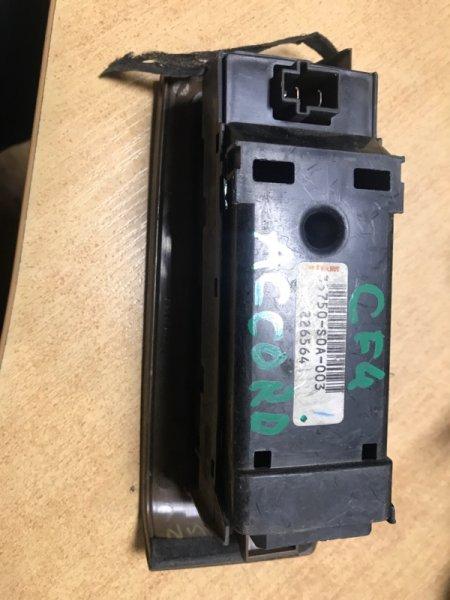 Блок управления стеклоподъемниками Honda Accord CF3 передний правый (б/у)