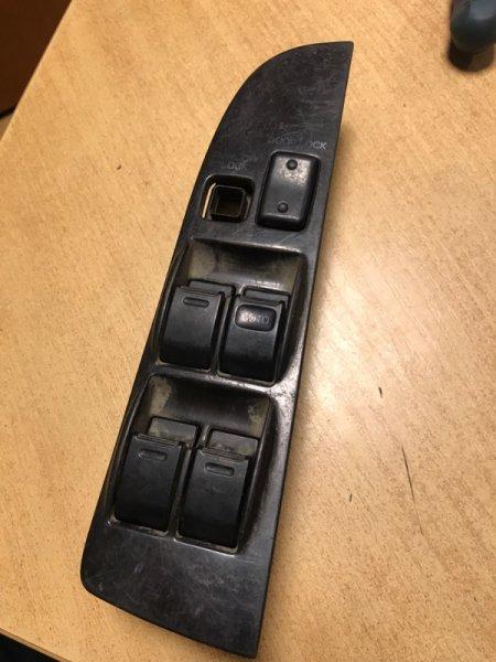 Блок управления стеклоподъемниками Toyota Chaser JZX81 передний правый (б/у)