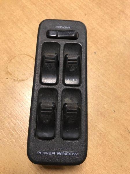 Блок управления стеклоподъемниками Mazda Familia передний правый (б/у)