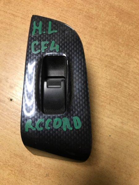 Кнопка стеклоподъёмника Honda Accord CF4 задняя левая (б/у)