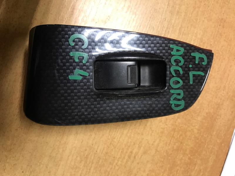 Кнопка стеклоподъёмника Honda Accord CF4 передняя левая (б/у)