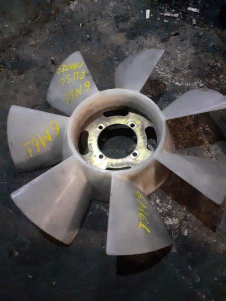 Крыльчатка вентилятора Mitsubishi Fuso 6M61 (б/у)