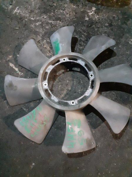 Крыльчатка вентилятора Isuzu Elf 4HF1 (б/у)