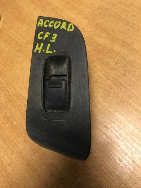 Кнопка стеклоподъёмника Honda Accord CF3 задняя левая (б/у)