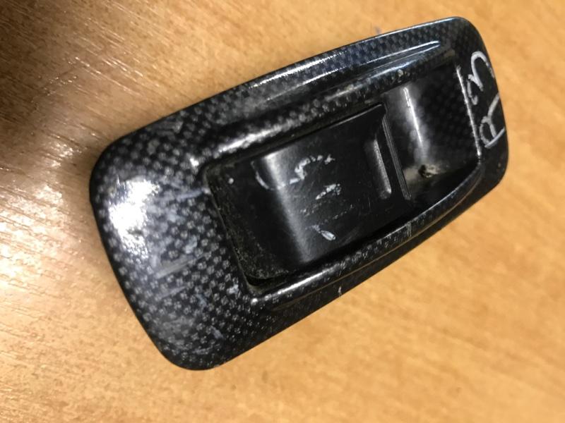 Кнопка стеклоподъёмника Toyota Hilux Surf KDN185 задняя правая (б/у)