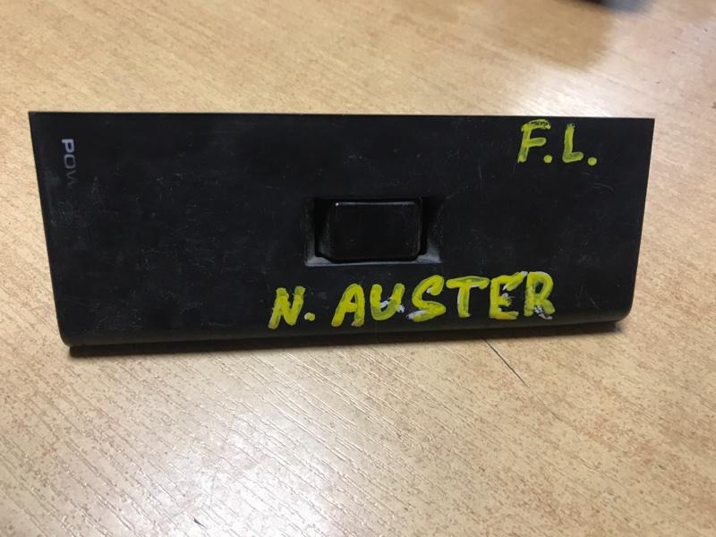 Кнопка стеклоподъёмника Nissan Auster передняя левая (б/у)