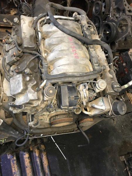 Двигатель Mercedes-Benz S-Class W220 M113E50 (б/у)