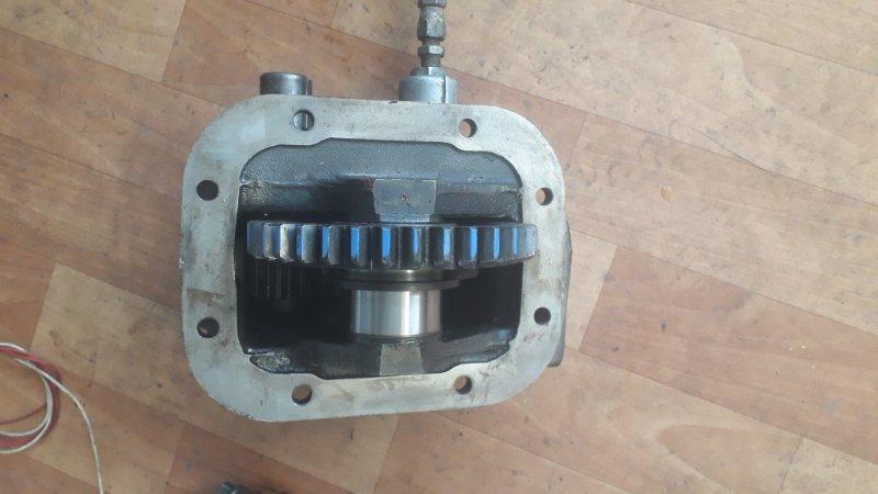 Коробка отбора мощности (ком) Isuzu Giga CXZ81 12PD1 (б/у)