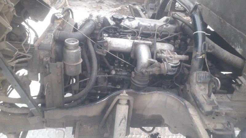 Двигатель Mitsubishi Canter FE437EV 4D33 1991 (б/у)