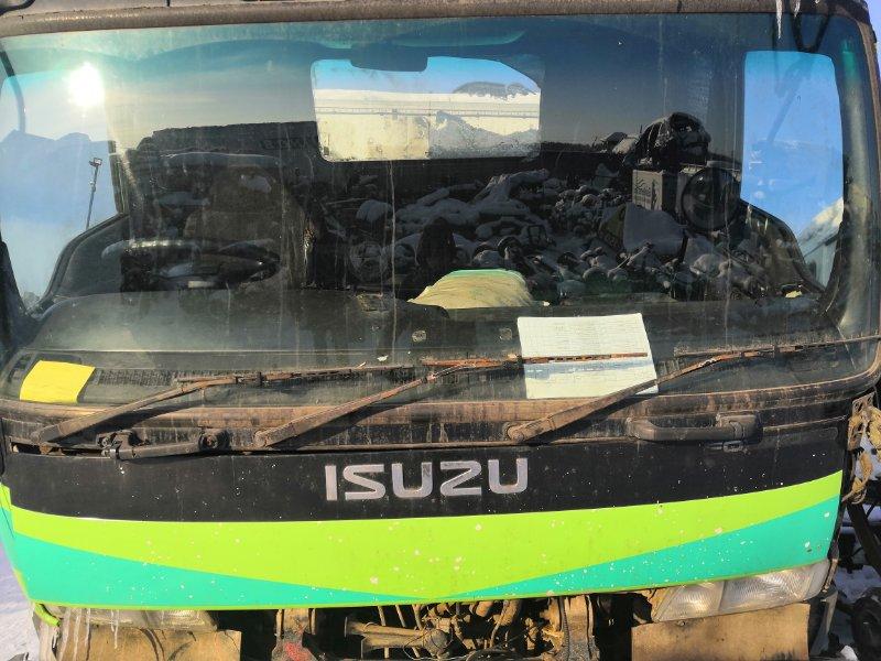 Капот Isuzu Forward FTR32 6HE1T 1998 передний (б/у)