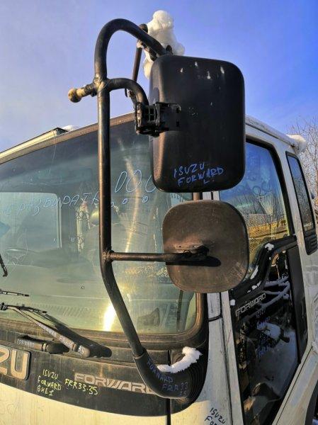 Стойка зеркала Isuzu Forward FTR32 6HE1T 1998 передняя левая (б/у)