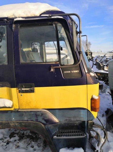Дверь Isuzu Giga CXZ72 12PD1 1992 передняя правая (б/у)