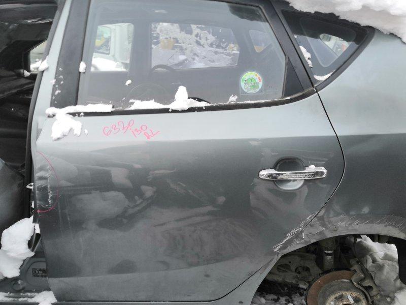 Дверь Hyundai I30 2011 задняя левая (б/у)