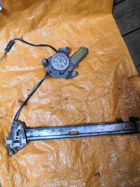 Моторчик стеклоподъемника Nissan Primera P12 (б/у)