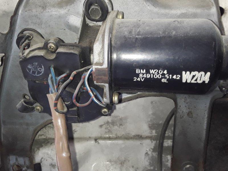 Мотор стеклоочистителя Mazda Titan WGLAT SL 1994 (б/у)