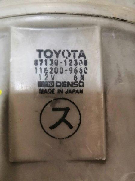 Корпус моторчика печки Toyota Corolla (б/у)