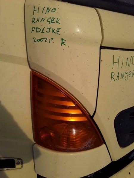 Щека Hino Ranger FD1JKE 2002 передняя правая (б/у)