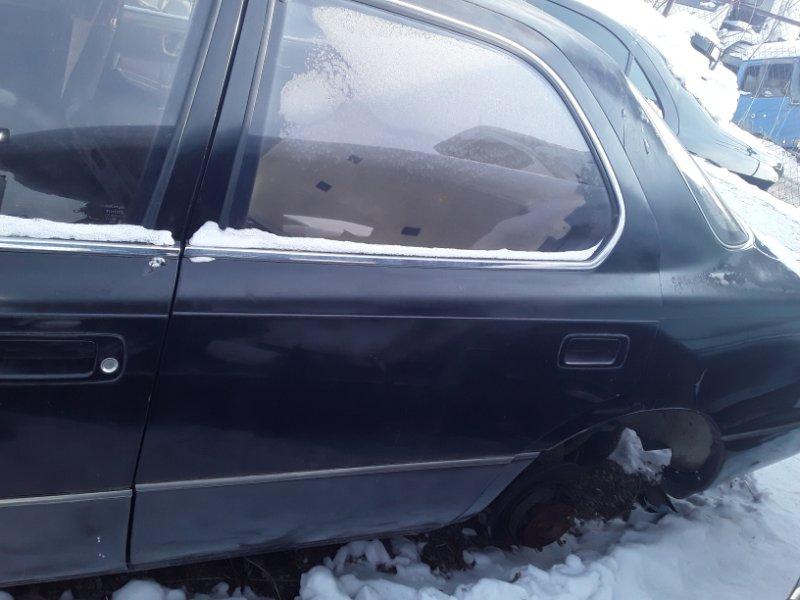 Дверь Toyota Celsior USF10 1UZ-FE 1991 задняя левая (б/у)