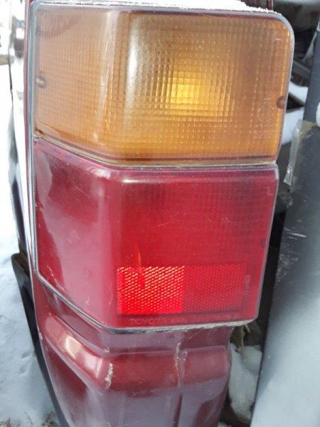 Стоп сигнал Toyota Lite Ace M30 2Y 1988 задний левый (б/у)