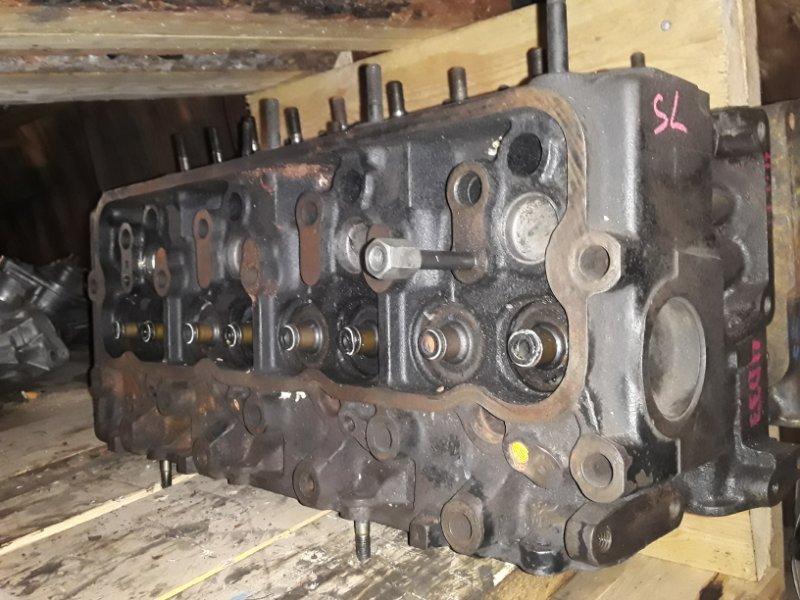 Головка блока цилиндров Mazda Titan WGLAT SL 1994 (б/у)