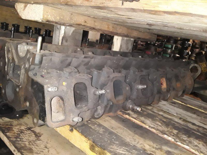 Головка блока цилиндров Toyota Land Cruiser 1HDT (б/у)