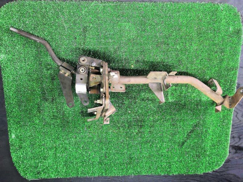 Рычаг переключения передач Mitsubishi Canter FE73D 4M51 (б/у)