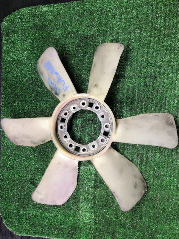 Крыльчатка вентилятора Isuzu Forward 6HH1 (б/у)