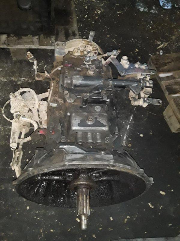 Мкпп Isuzu Forward FR 6HE1-T 1998 (б/у)