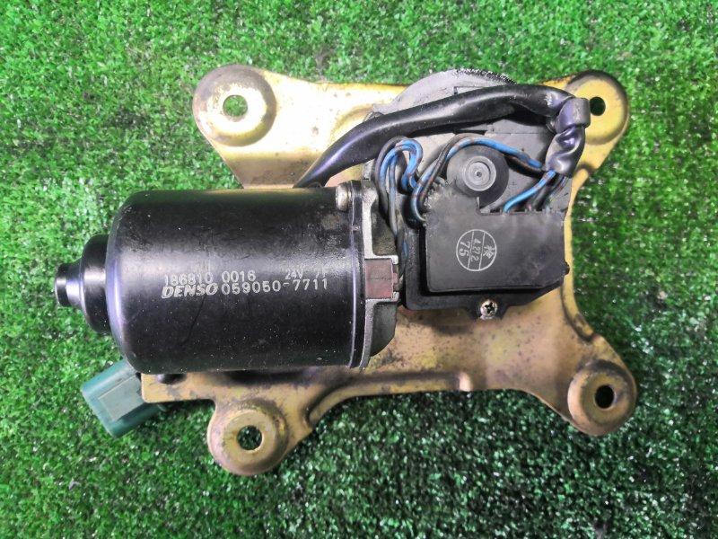Мотор стеклоочистителя Isuzu Forward FRR33 (б/у)