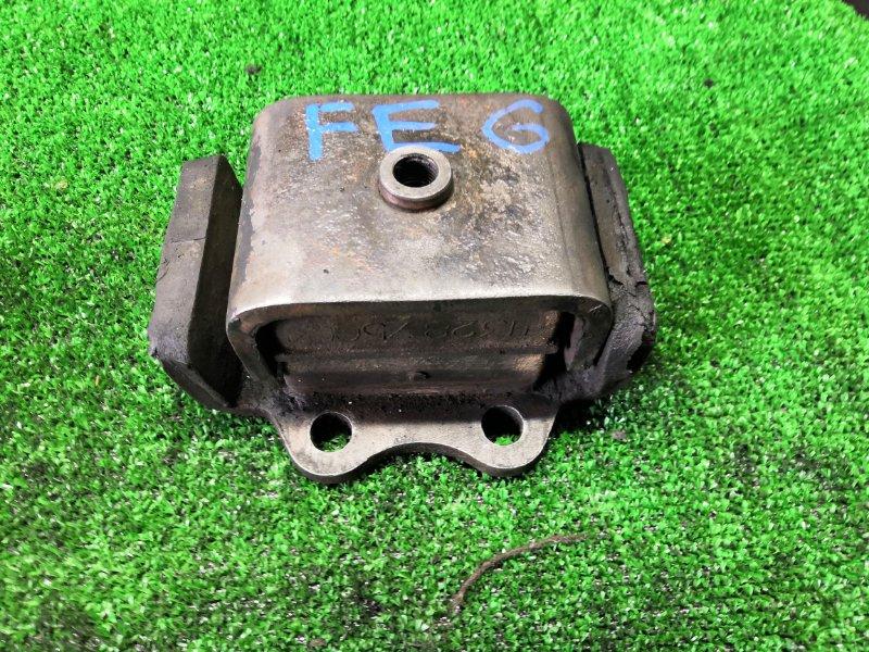 Подушка двигателя Nissan Diesel FE6 задняя (б/у)