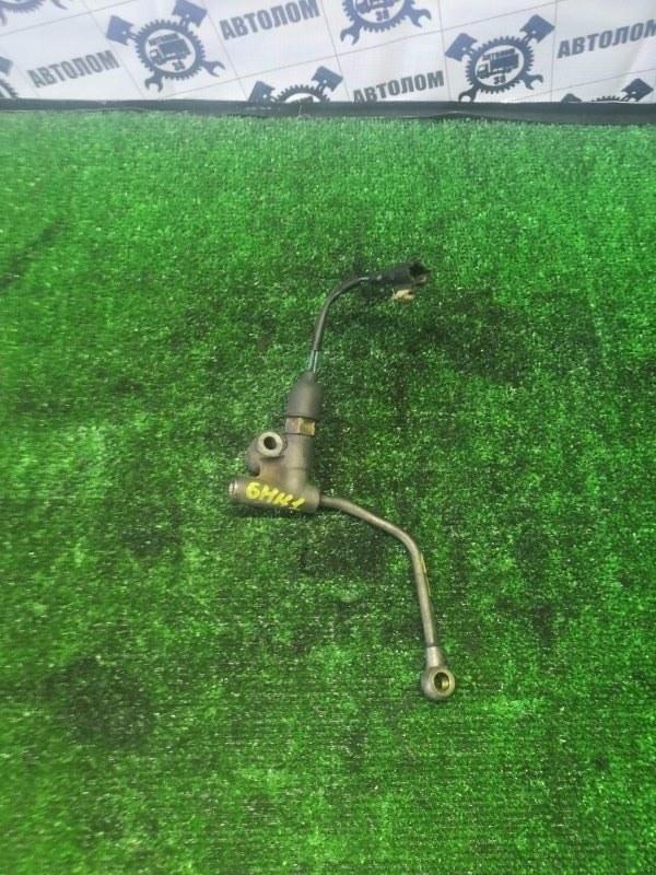 Трубка тосольная с датчиком Isuzu Forward 6HK1 (б/у)