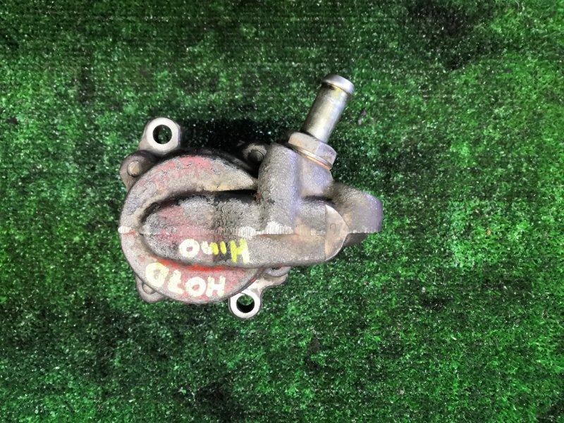 Гидроусилитель руля Hino Ranger H07D (б/у)