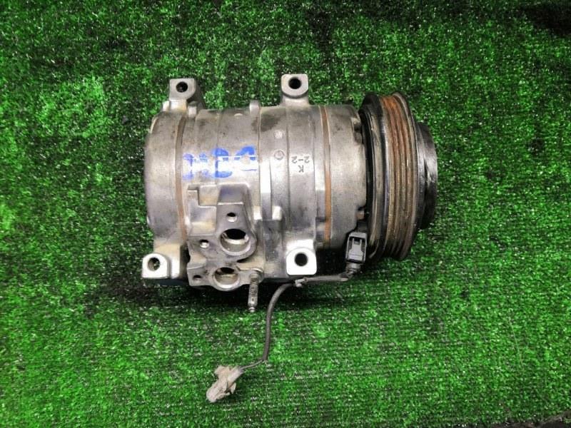 Компрессор кондиционера Honda D13B (б/у)