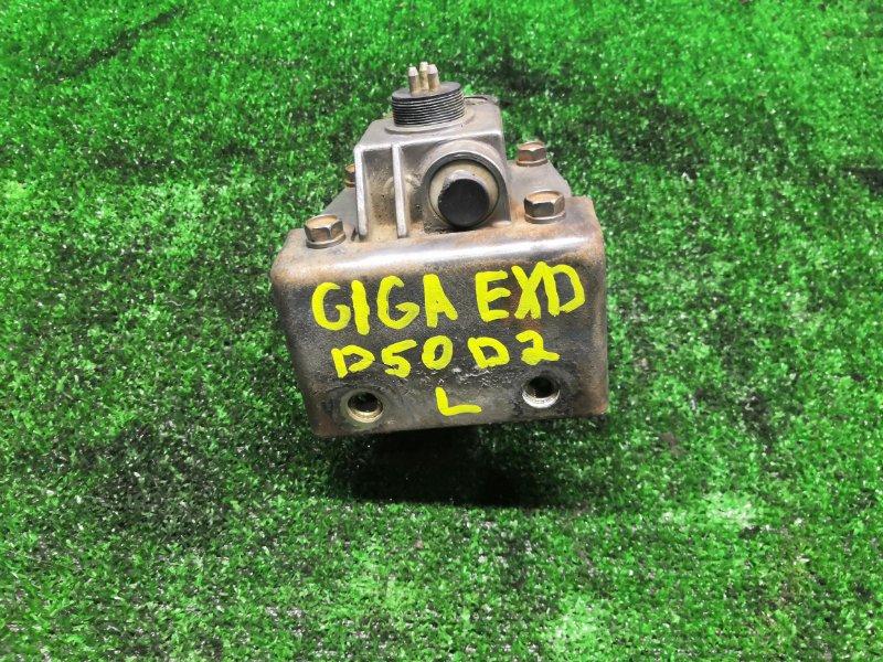 Ускорительный клапан Isuzu Giga левый (б/у)