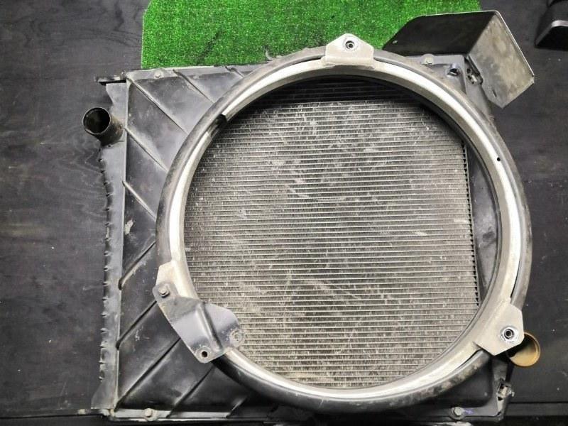 Радиатор Hino Ranger J08C-T (б/у)