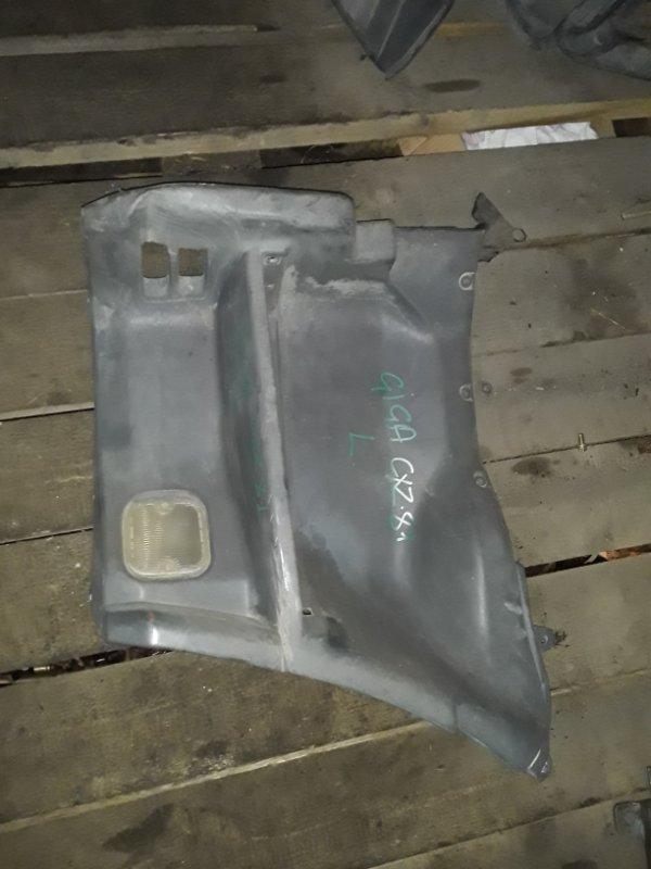 Подножка Isuzu Giga CXZ81 1998 передняя левая (б/у)
