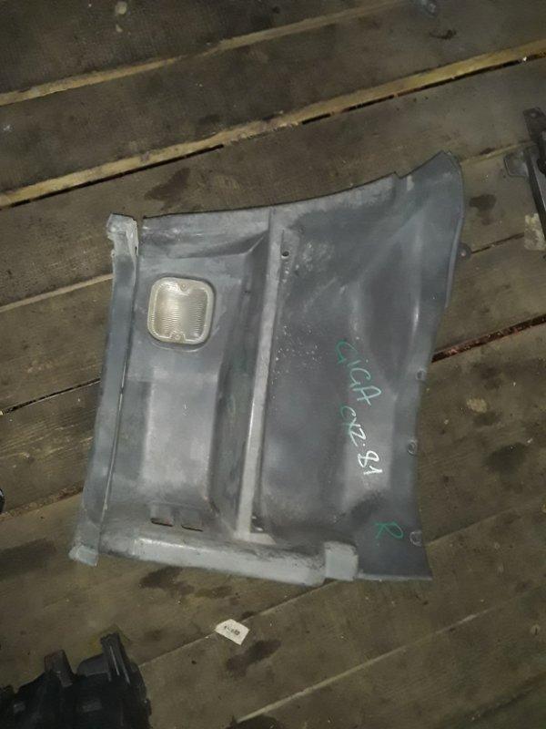 Подножка Isuzu Giga CXZ81 1998 передняя правая (б/у)