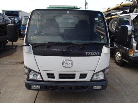 Кабина Mazda Titan LKR81 4HL1 2006 (б/у)