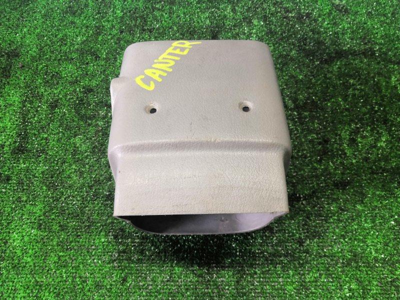 Кожух рулевой колонки Mitsubishi Canter FE568EV 4D35 1995 (б/у)