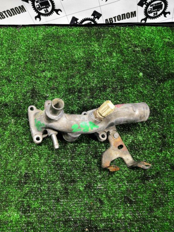Патрубок системы охлаждения Toyota 2GRFE (б/у)
