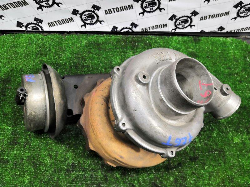 Турбина Nissan Diesel Ud FE6T (б/у)
