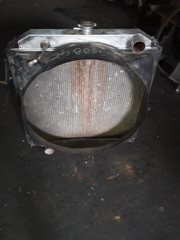 Радиатор Hino Ranger FD1JL J08C 1994 (б/у)