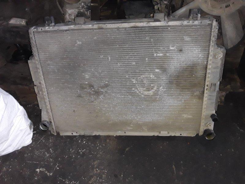 Радиатор Mercedes S600 WDB140 M120 1992 (б/у)