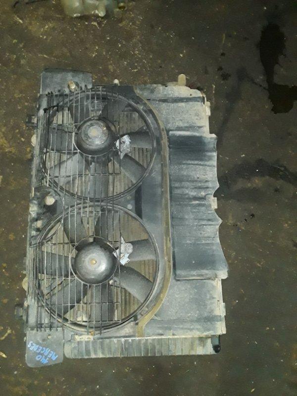 Диффузор радиатора Mercedes S600 WDB140 M120 1992 (б/у)