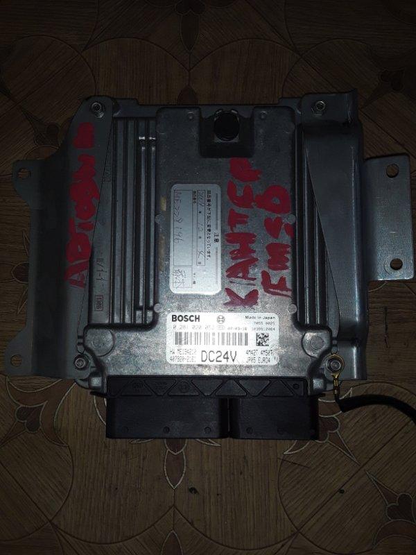 Блок управления двигателем Mitsubishi Canter FE73D 4M50 (б/у)