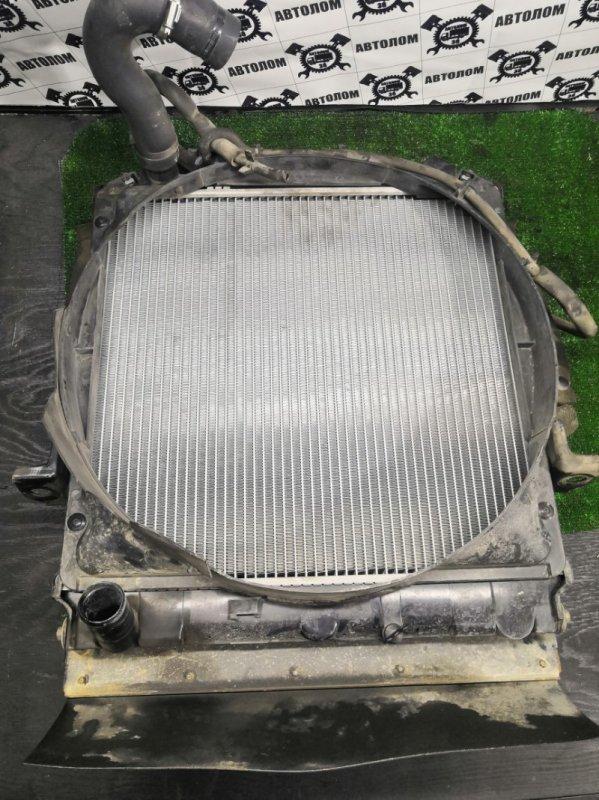 Радиатор Mazda Titan LKR81 4HL1 2006 (б/у)